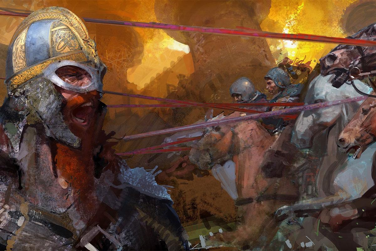 Age of Empires II: Definitive Edition täiustatud graafika DLC nüüd allalaetav