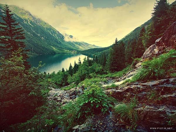 Ekaart: Loodus