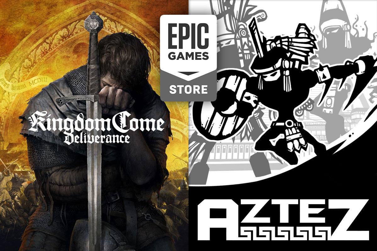 Kingdom Come: Deliverance ja Aztez Epic Games poes tasuta saadaval kuni 20. veebruarini