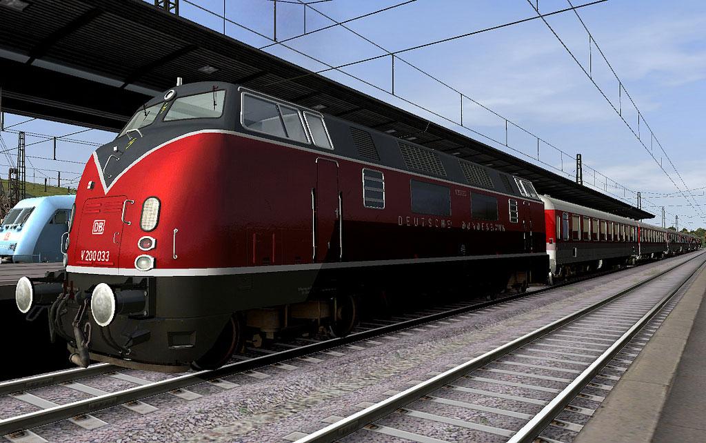 Rail Simulator 2: RailWorks