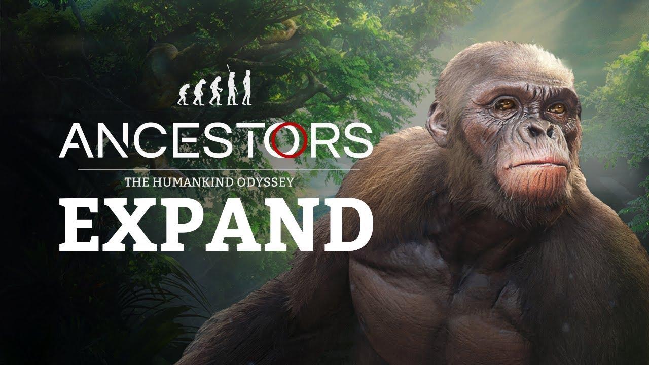 Ancestors: The Humankind Odyssey - 2. episood, laienda