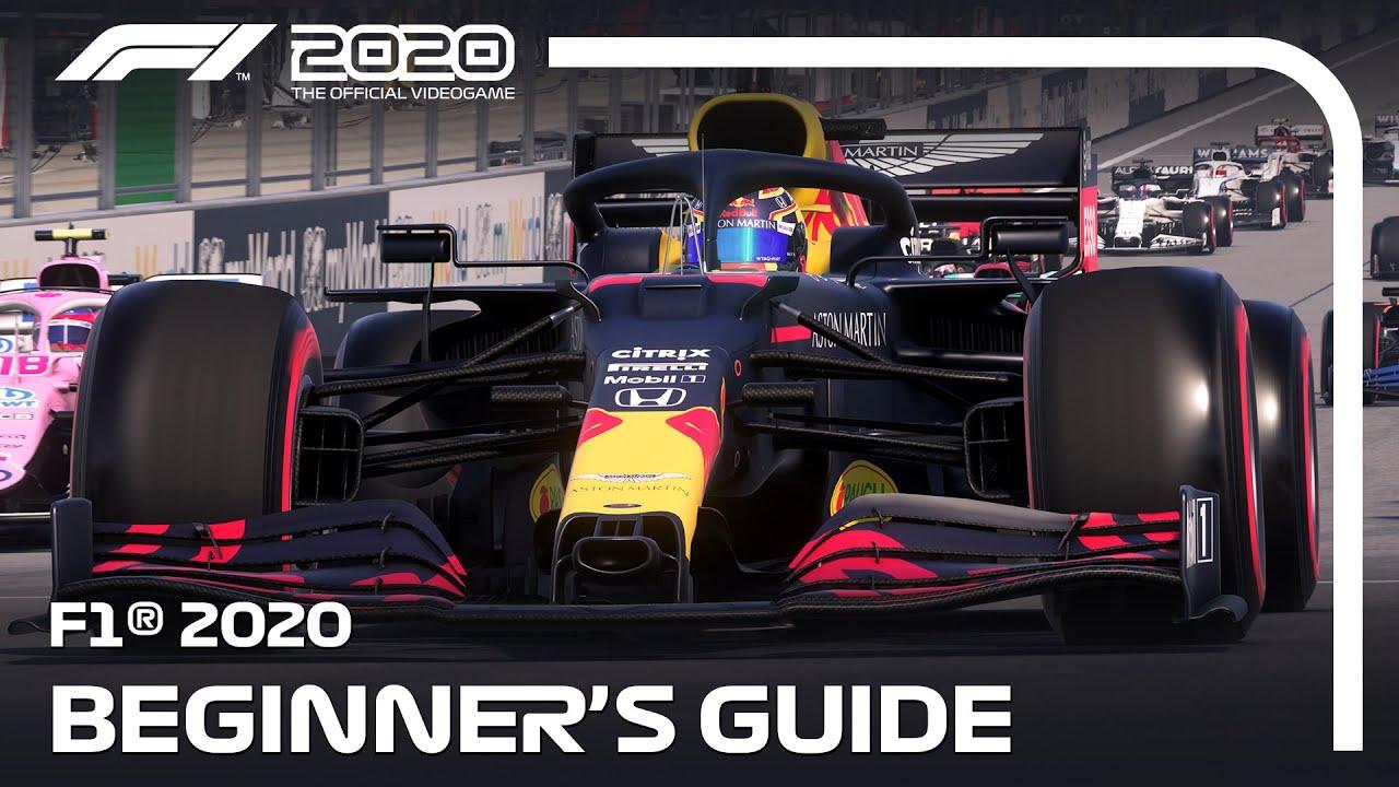 F1 2020 videomängu juhend algajale