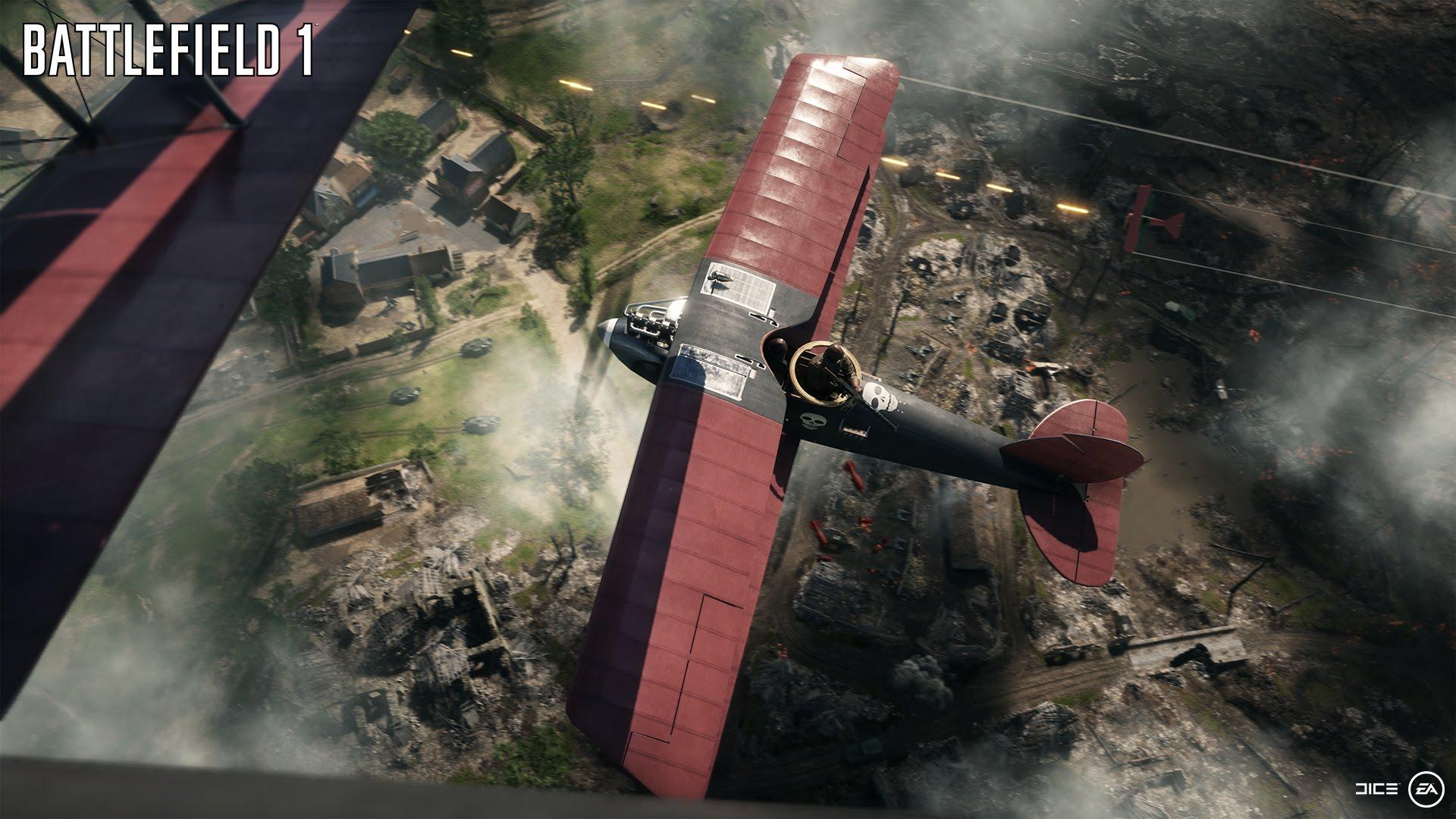 Battlefield 1: masinad