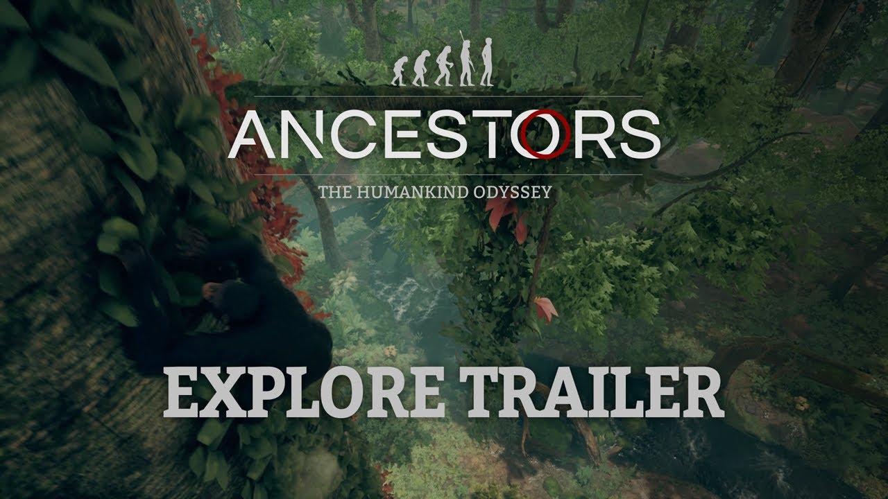 Ancestors: The Humankind Odyssey - 1. episood, avasta