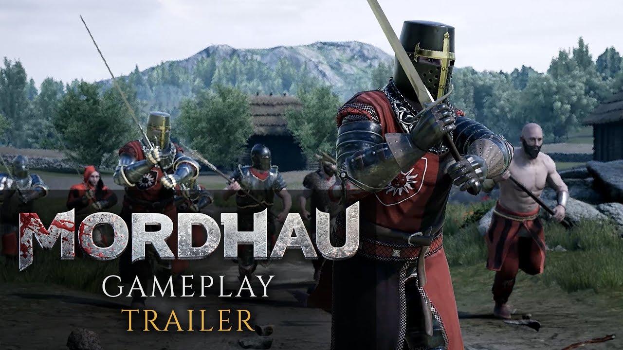 Mordhau mänguvaate trailer