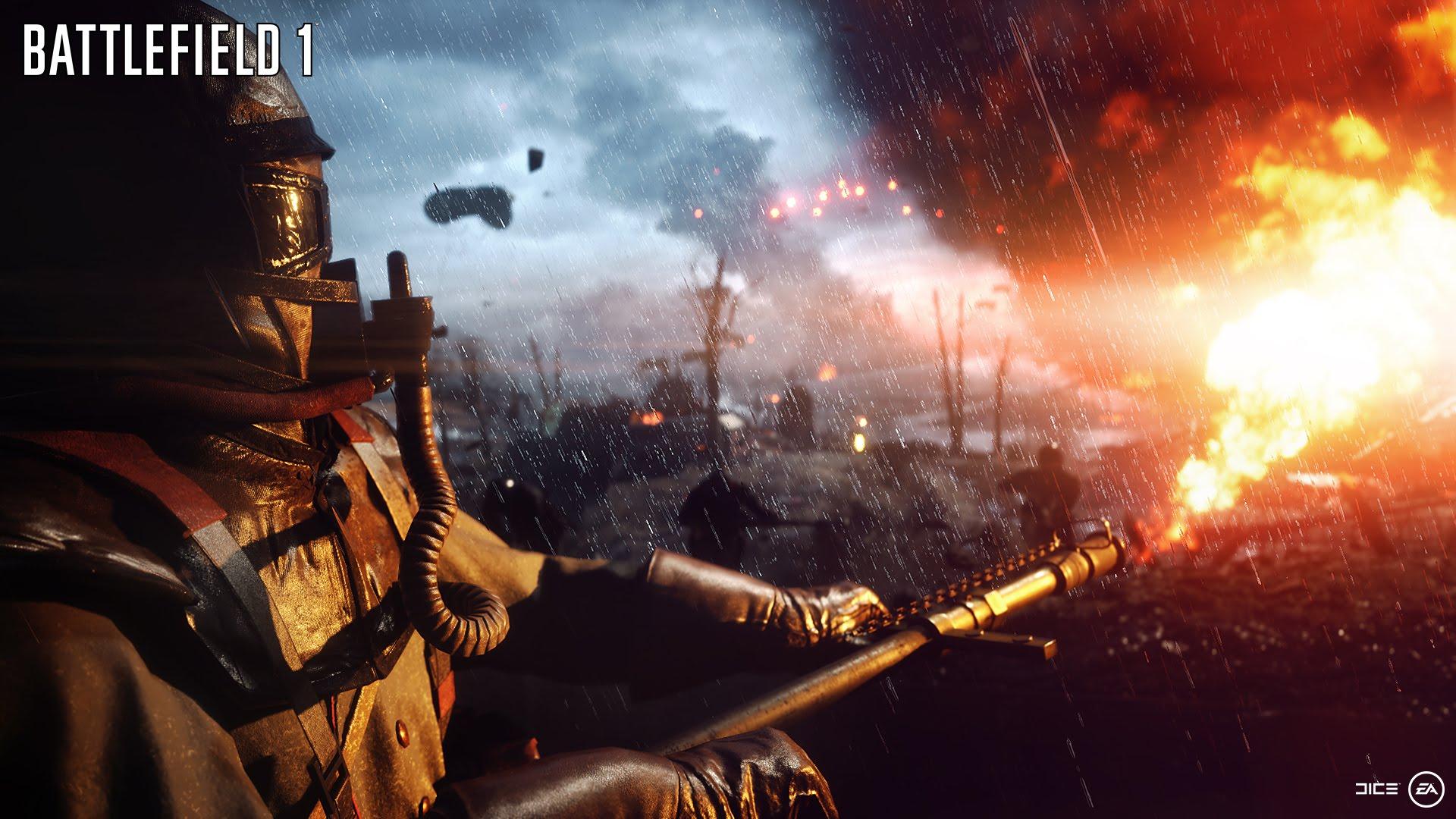 Battlefield 1 esimene trailer