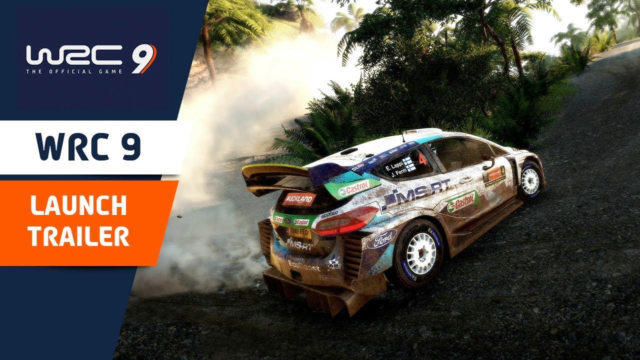 WRC 9 avalikustamine