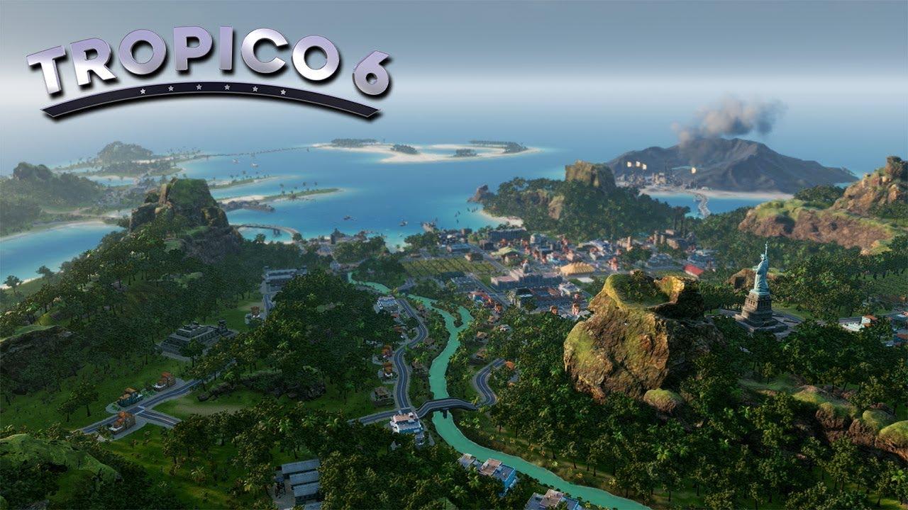 Tropico 6 mängututvustus