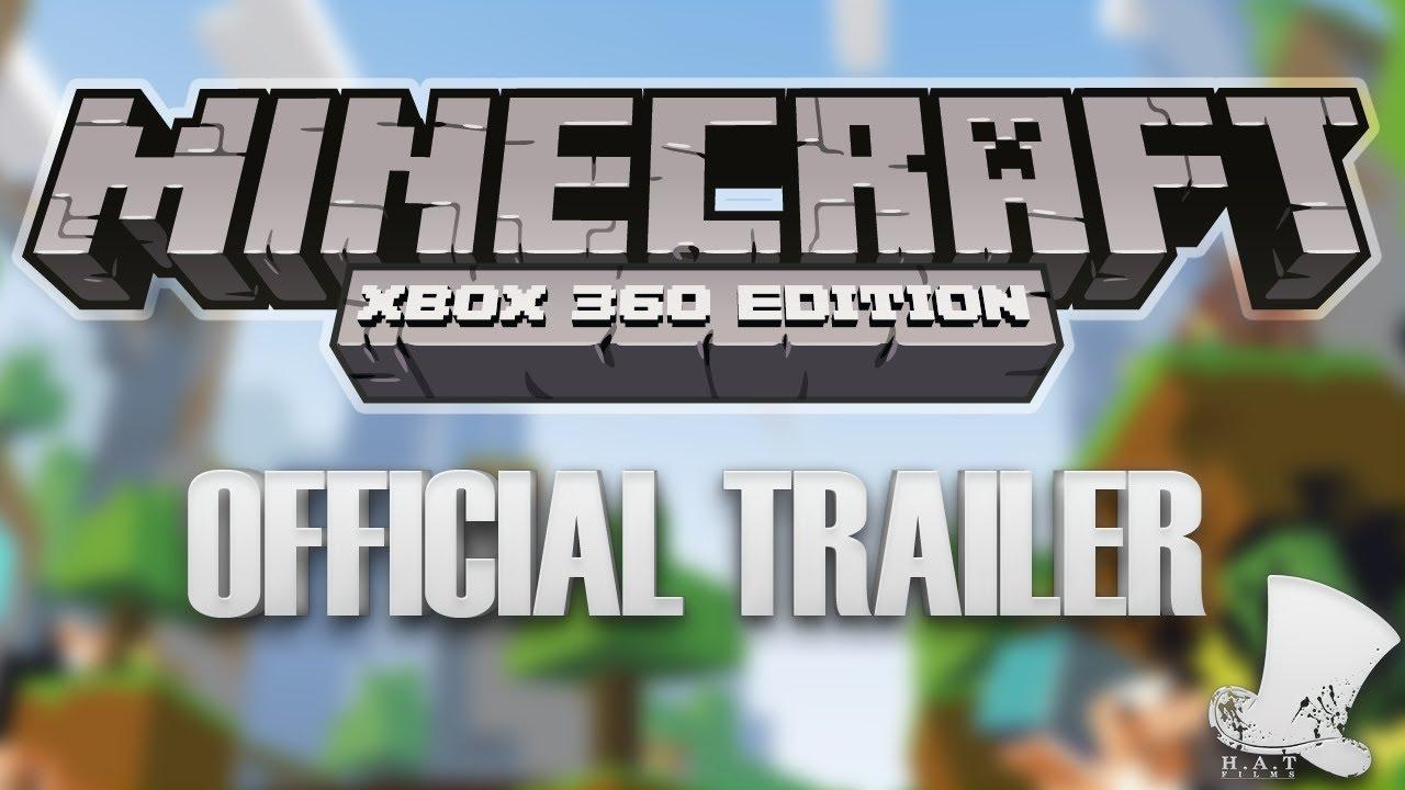 Minecraft Xbox 360 trailer