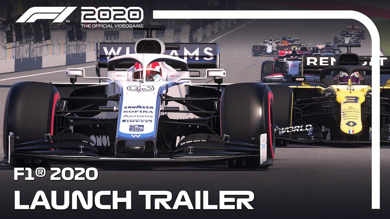 F1 2020 avatrailer