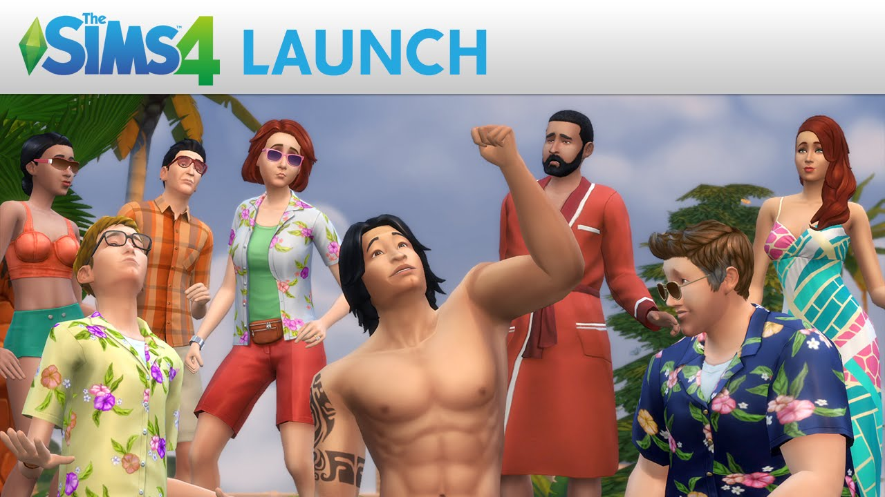 The Sims 4 trailer