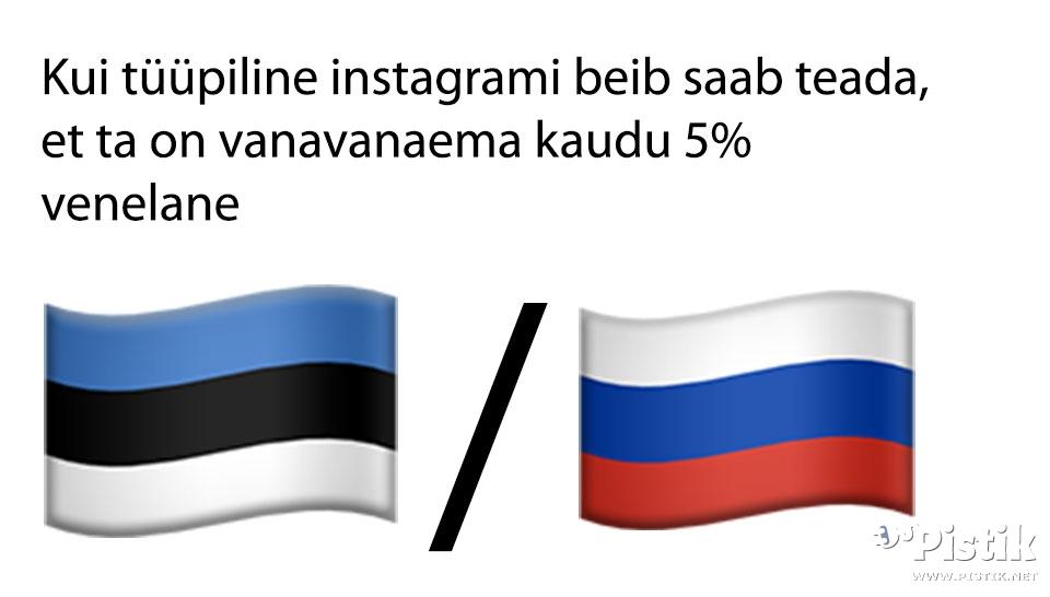 Kui tüüpiline instagrami beib saab teada