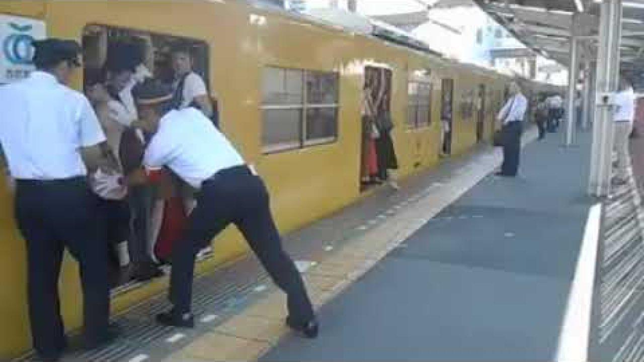 Rongisõit Jaapani moodi