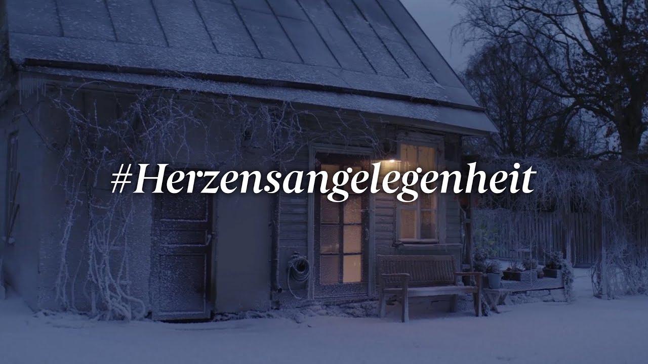 Üks südantsoojendab reklaam Saksamaal Eesti näitlejatega