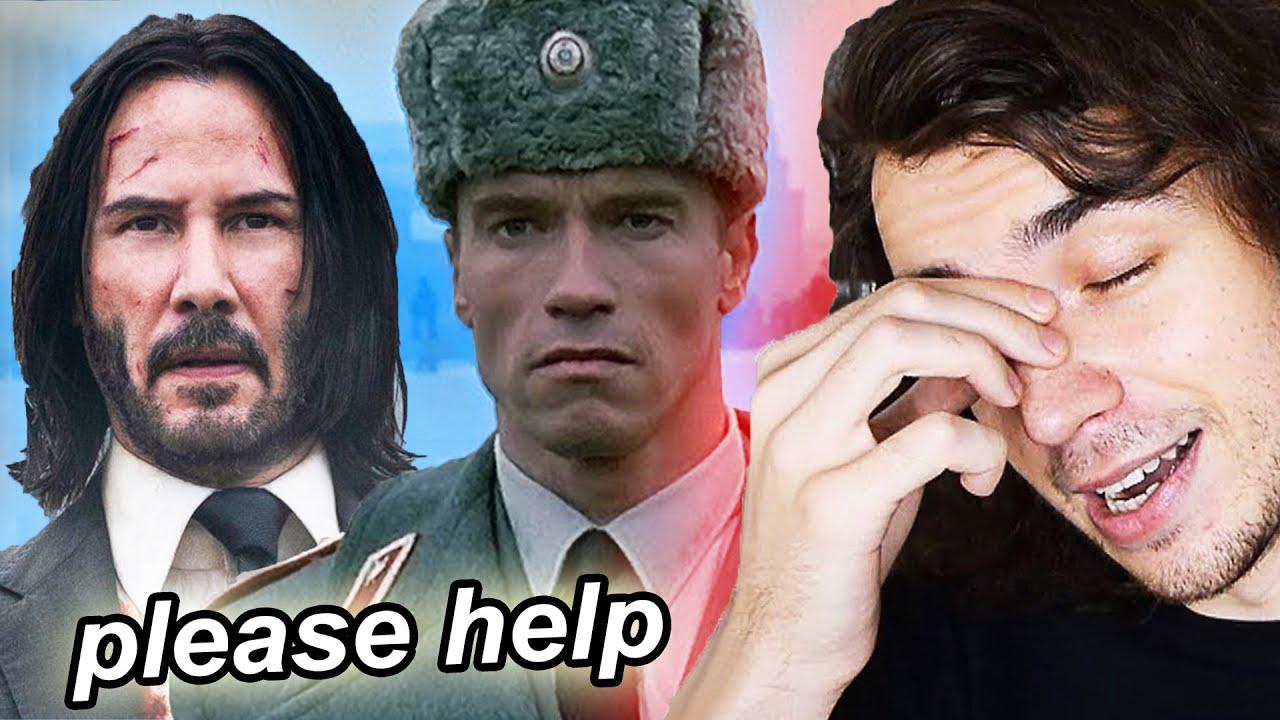 Kui ehe on vene keel Hollywoodi filmides