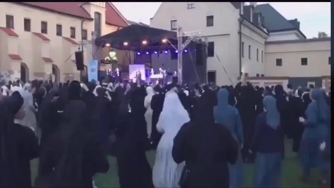 Hardstyle nunnad