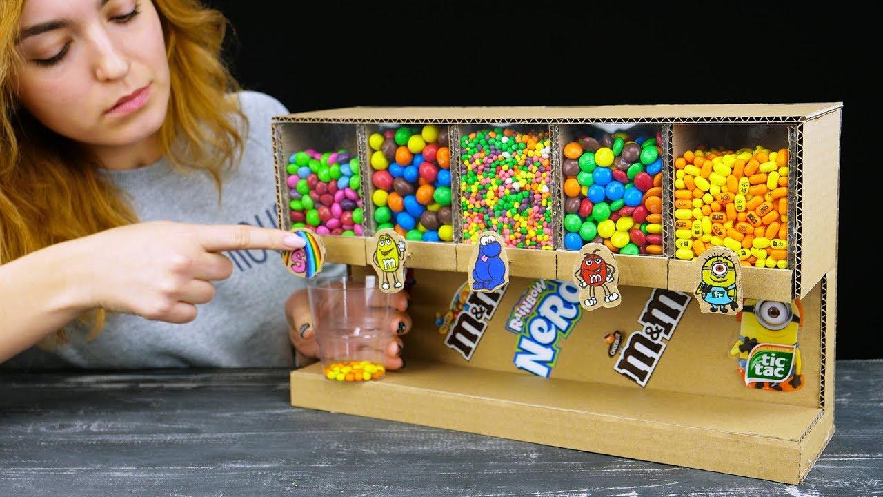 Kuidas ehitada kommimasin?