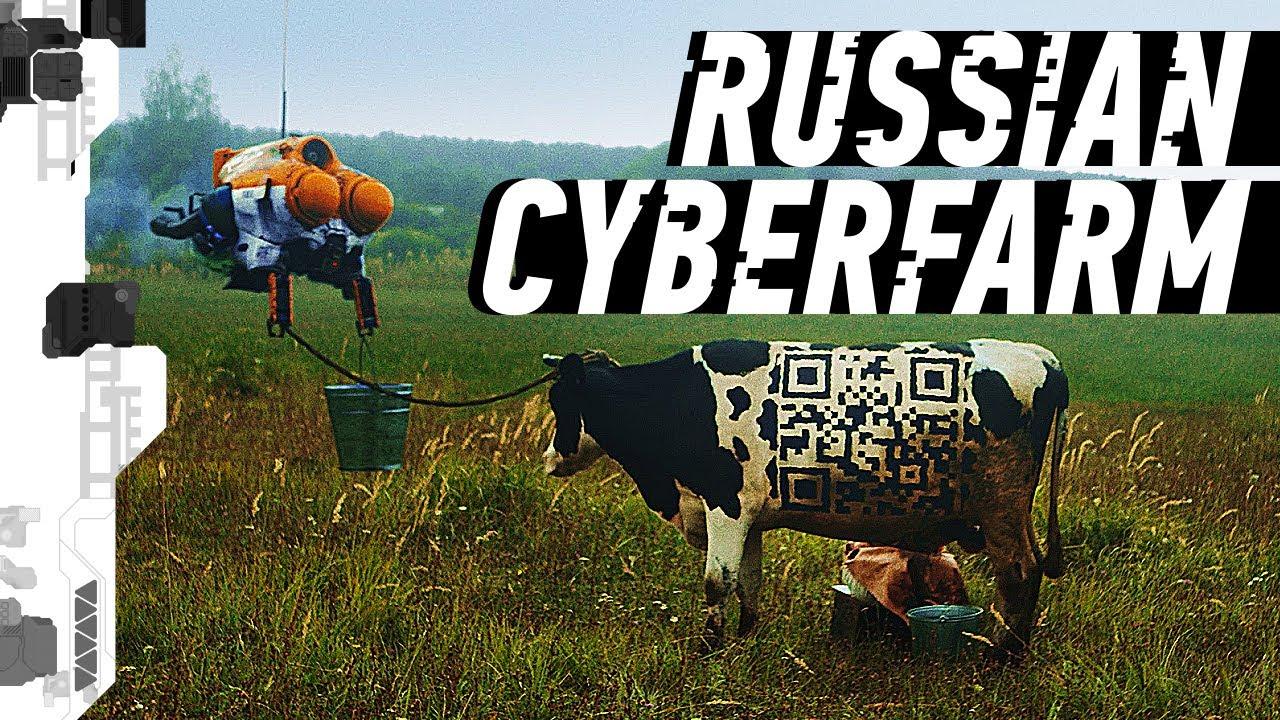 Venemaa robotfarm