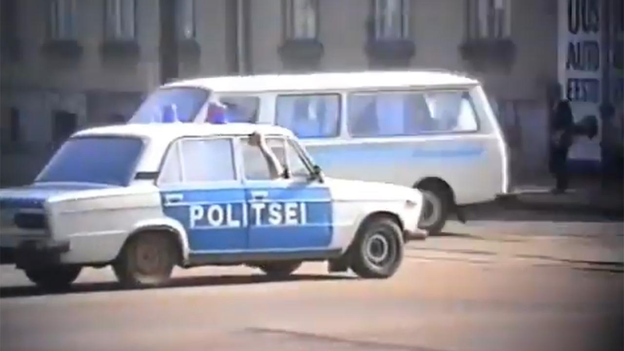Vaata milline nägi välja Tallinn aastal 1992