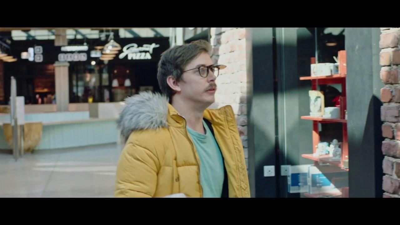 Naljakas pensioniäpi reklaamvideo - Kaubanduskeskus