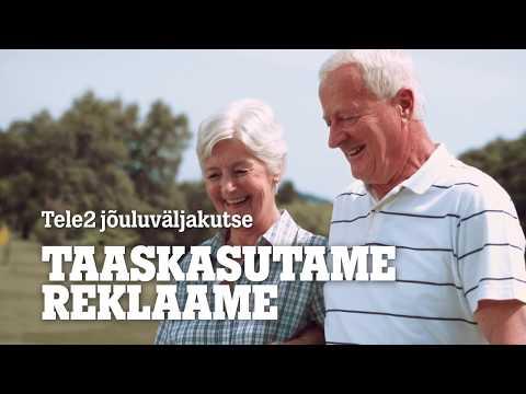 Tele2 - reklaamide taaskasutamine, seeniorid