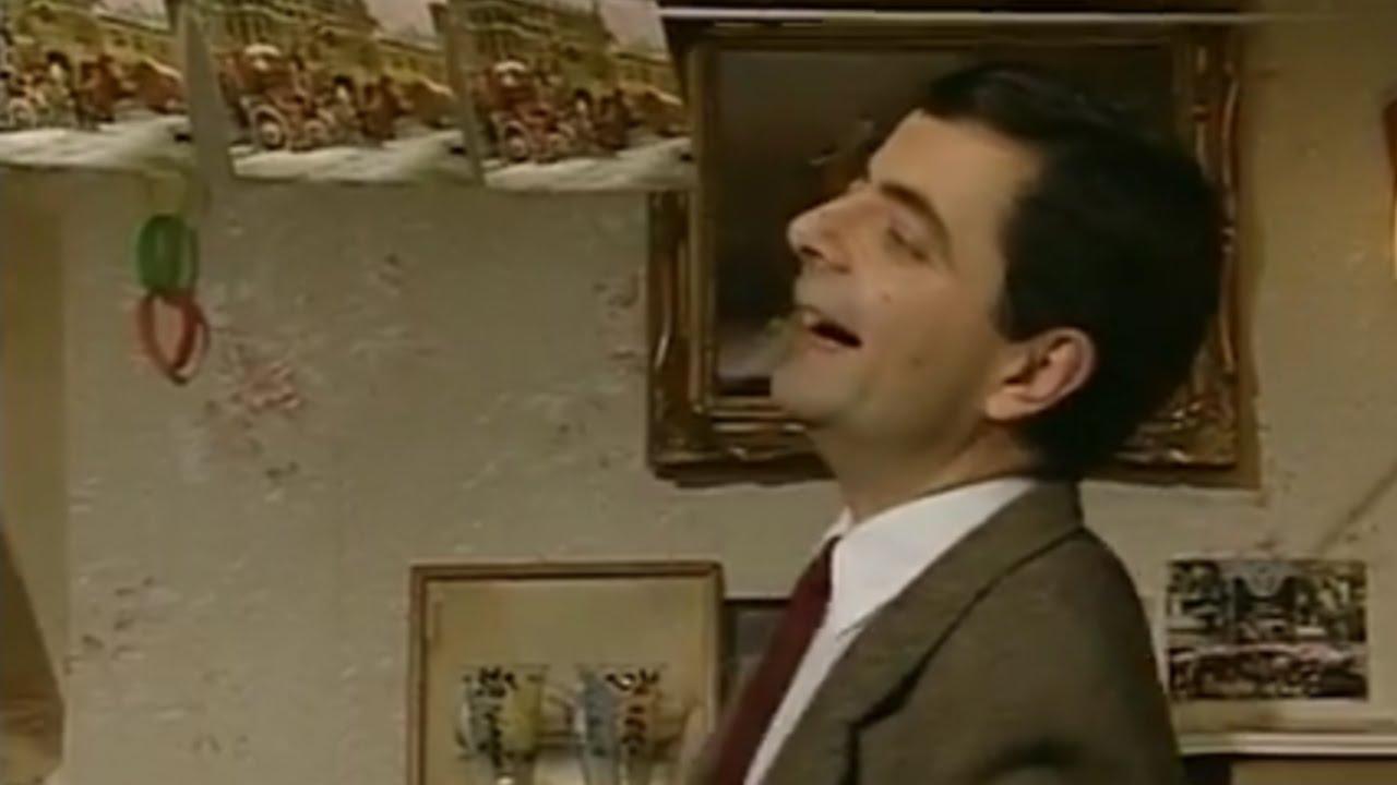Mr. Bean - Häid jõule, täisepisood