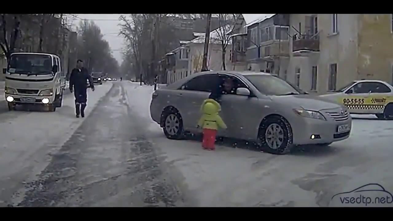 Liiklusõnnetused Venemaal - jaanauar 2018