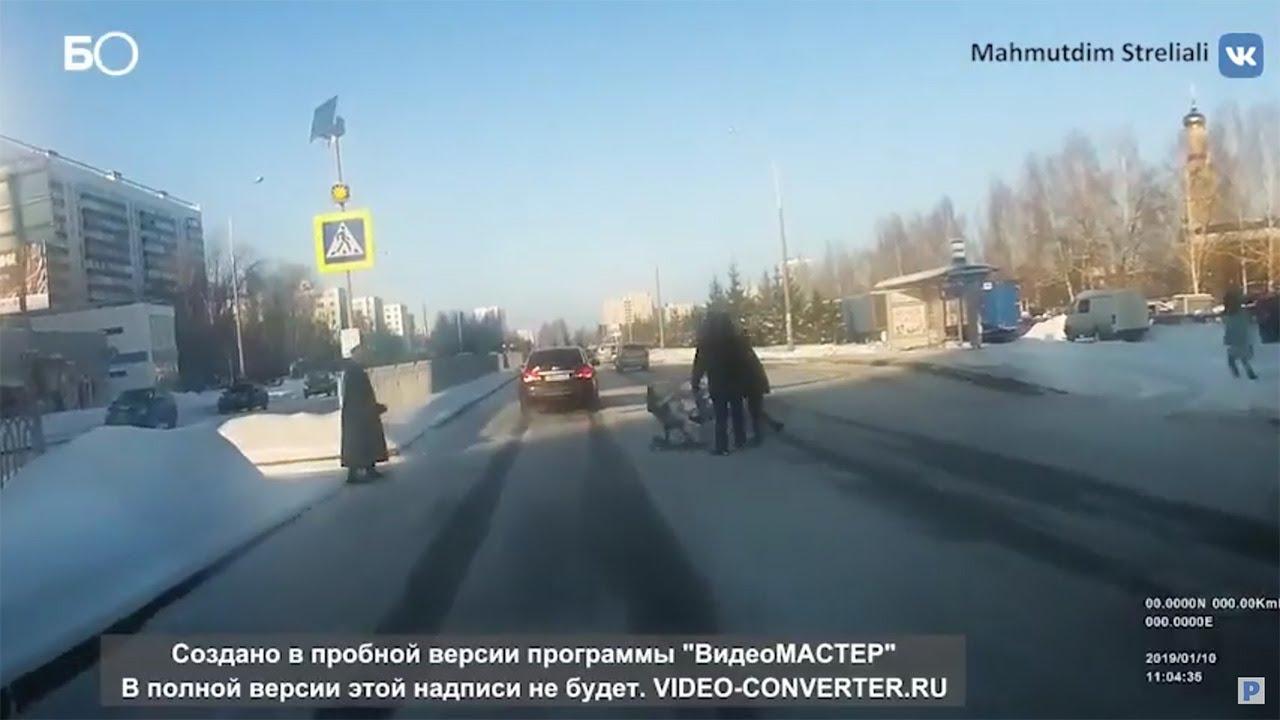 Autojuht läheb kallale jalakäiale kelle ta oleks peaaegu alla ajanud vöötrajal