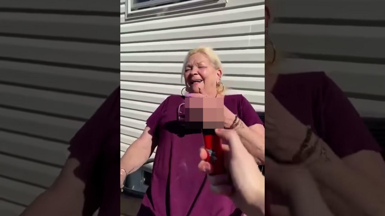 Siis kui tahad vanaema suitsule tuld anda