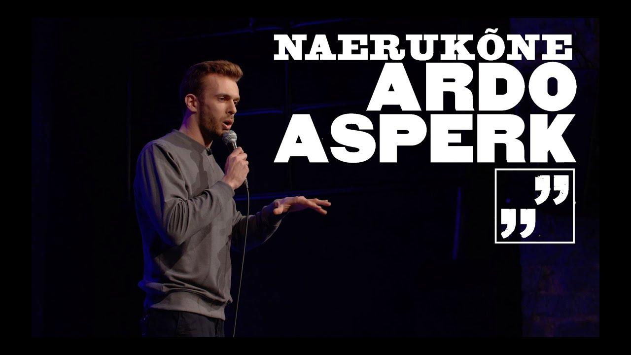 Ständapp koomik Ardo Asperk - Naerukõne (täispikk show)