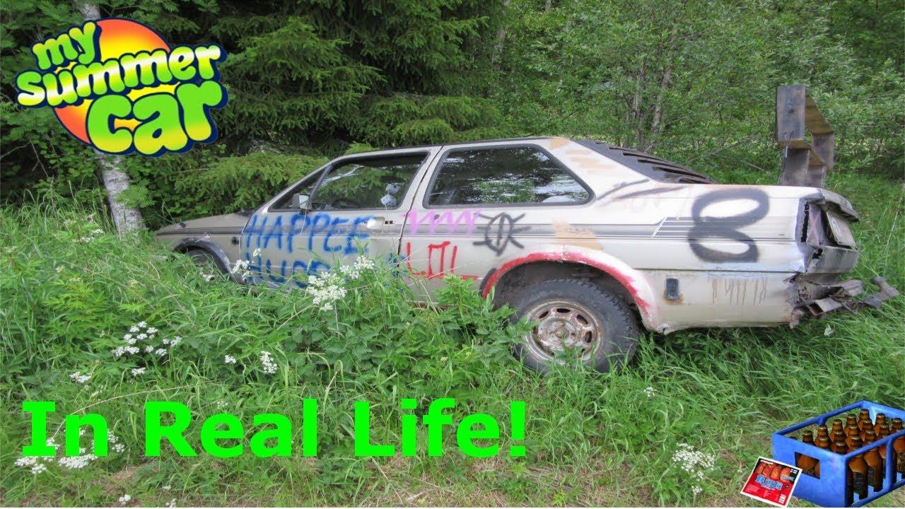 Päriseluline paroodia arvutimängule My Summer Car