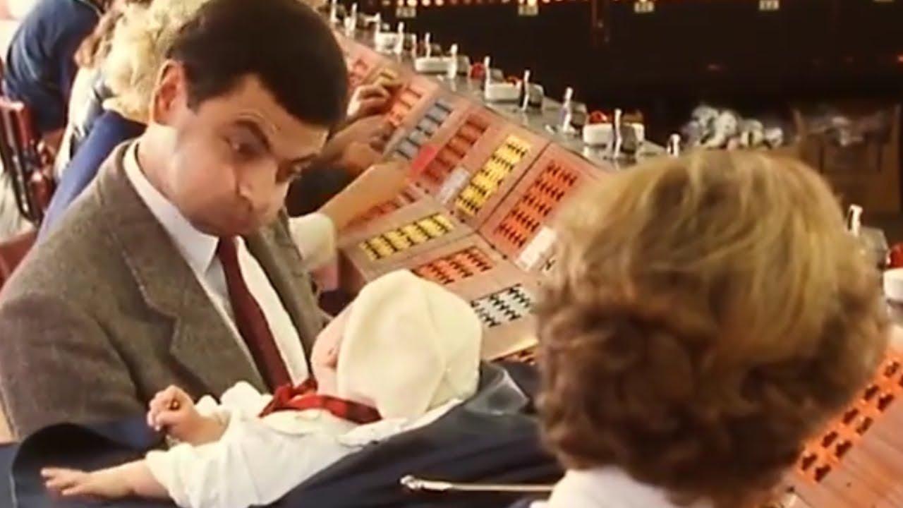 Mr. Bean - Beebi, 10. episood, täisepisood
