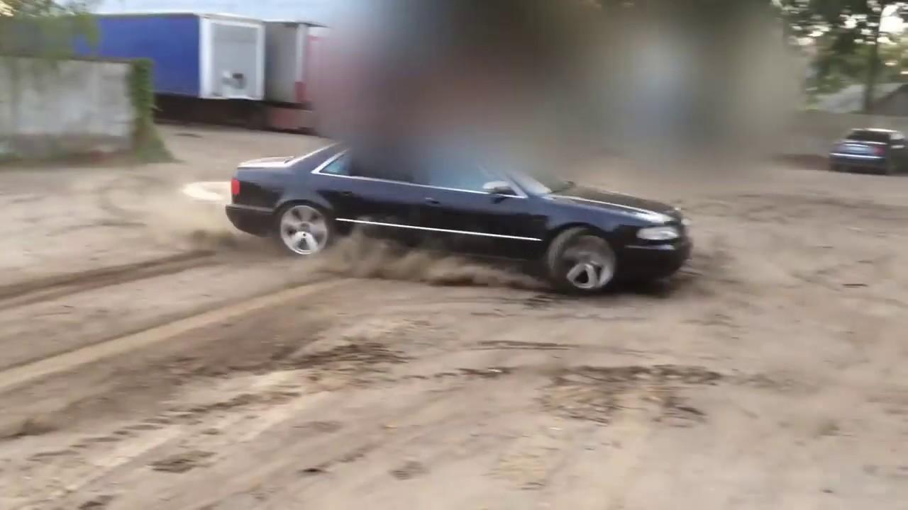 Siis kui oskusi on vähe ja auto on võimas