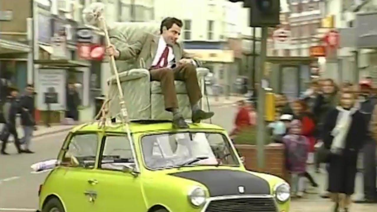 Mr. Bean - Tee kõik ise, täisepisood