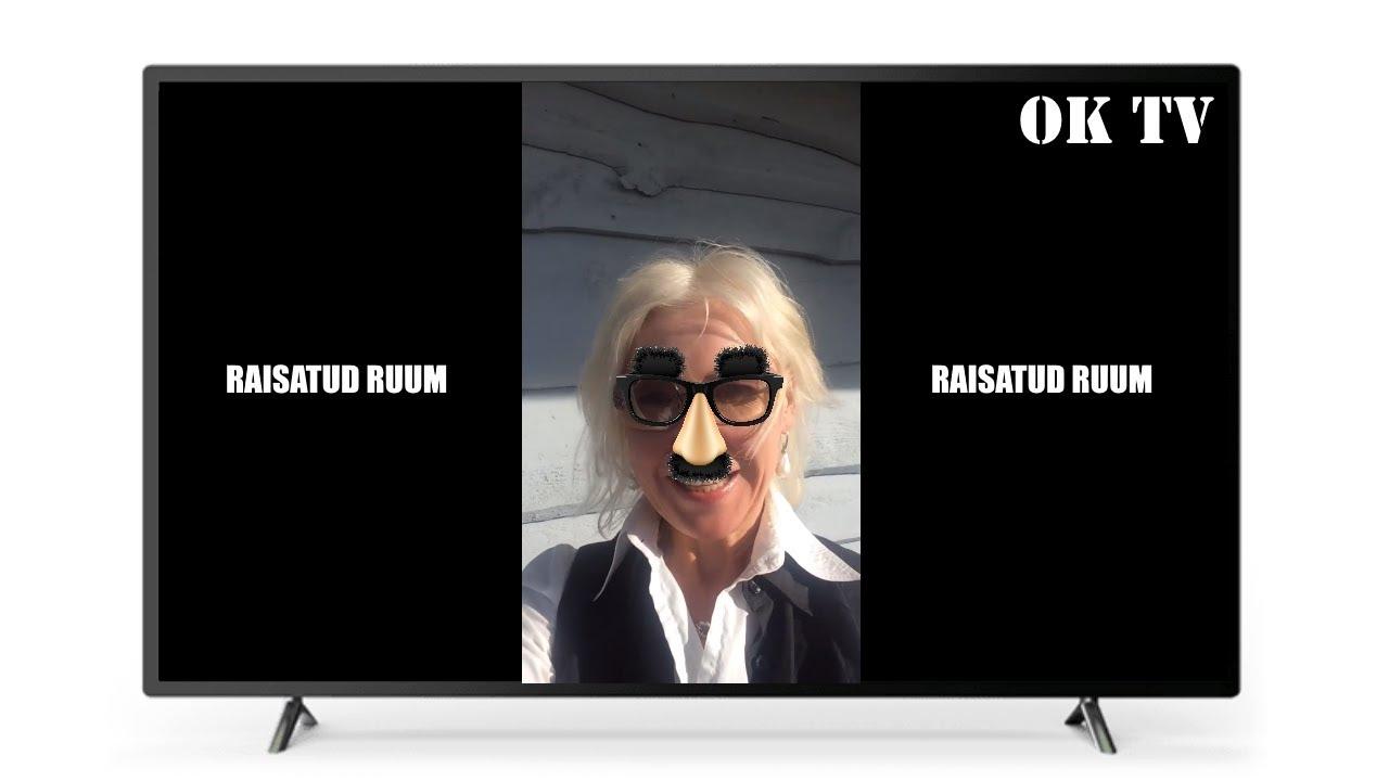 Kristiina Ojulandi uus telekanal! OK TV