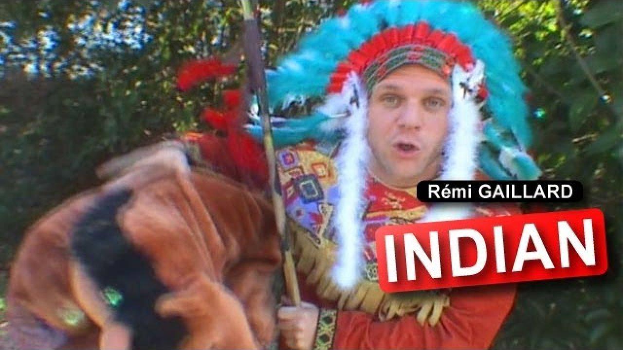 Indiaanlane - Remi Gaillard