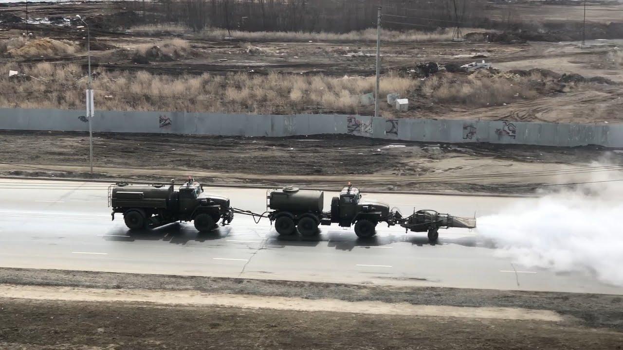 Venemaal käib koroonaviiruse tõrje nii