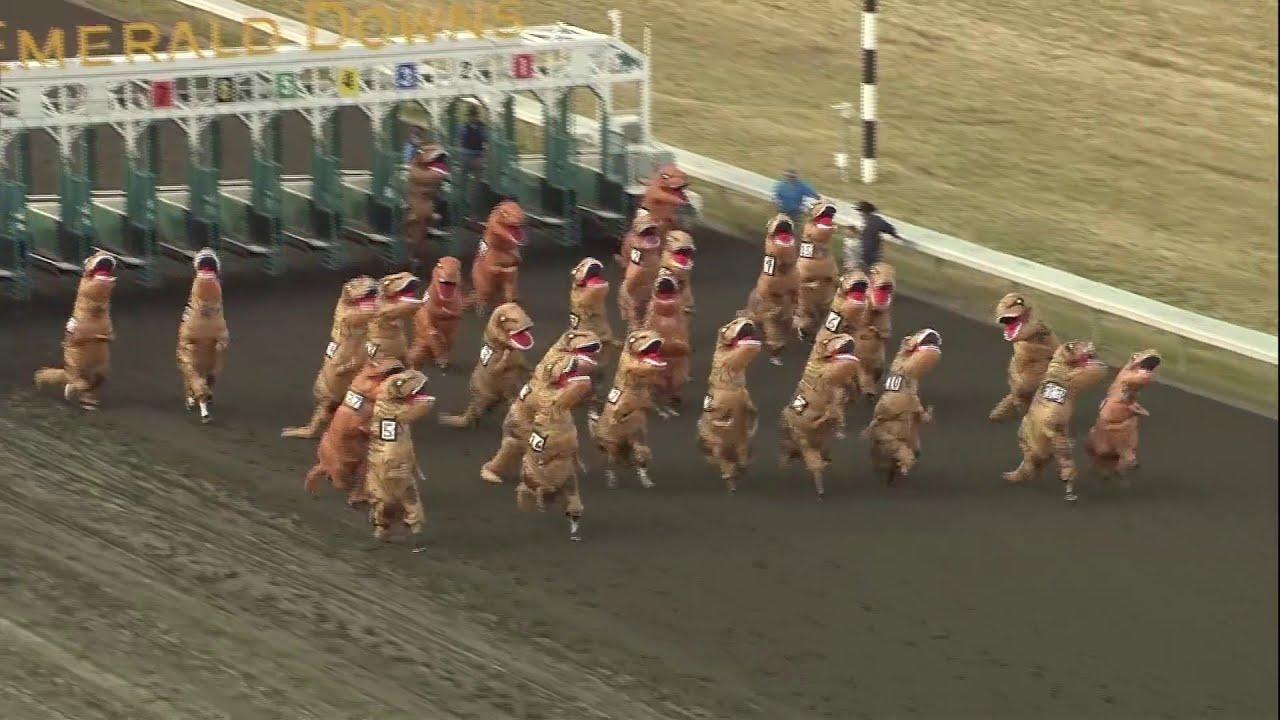 T-Rex võidujooks