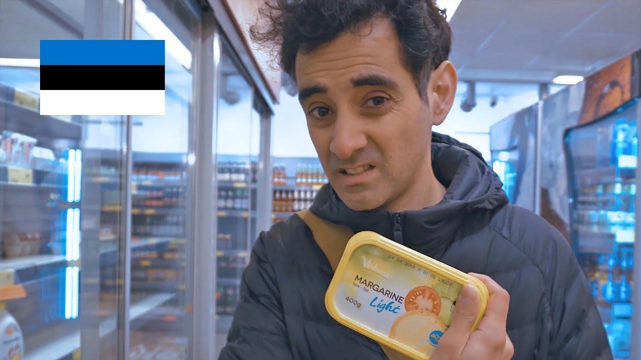 Välismaalased eestis - kas Eesti poodides on hinnad kallid?