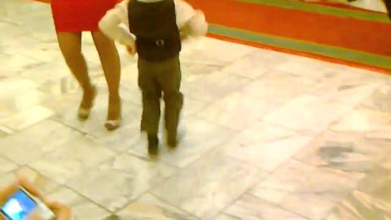 Väike tantsumees