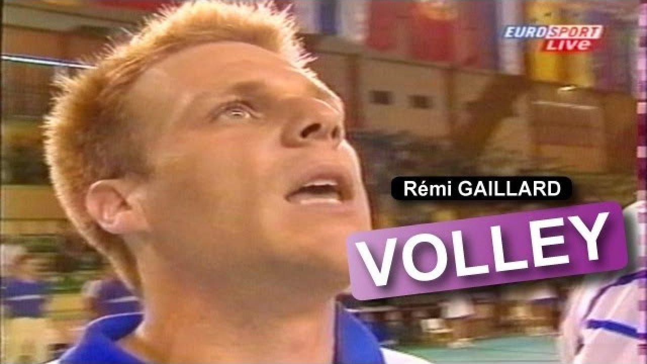 Võrkpall - Remi Gaillard