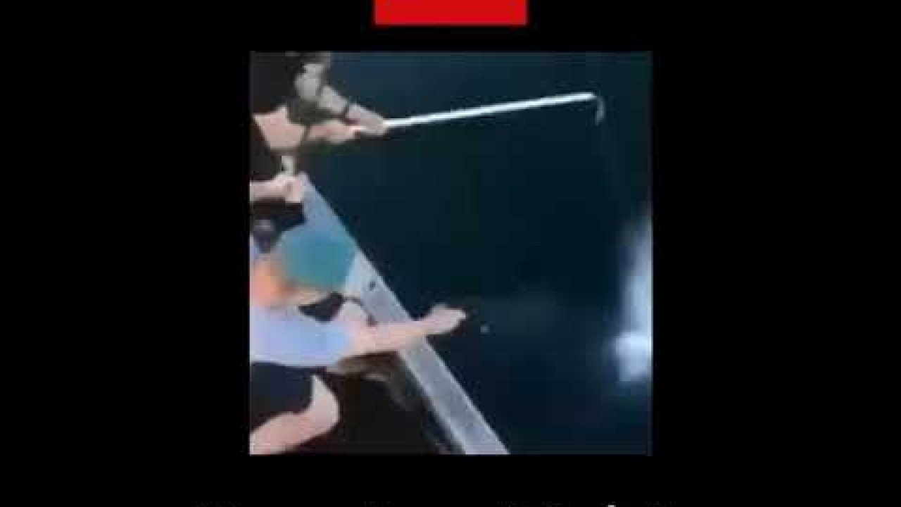 Venemaal püütakse kalu just nii