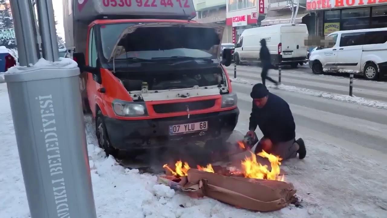 Mida teha kui mootor külmaga ei käivitu?