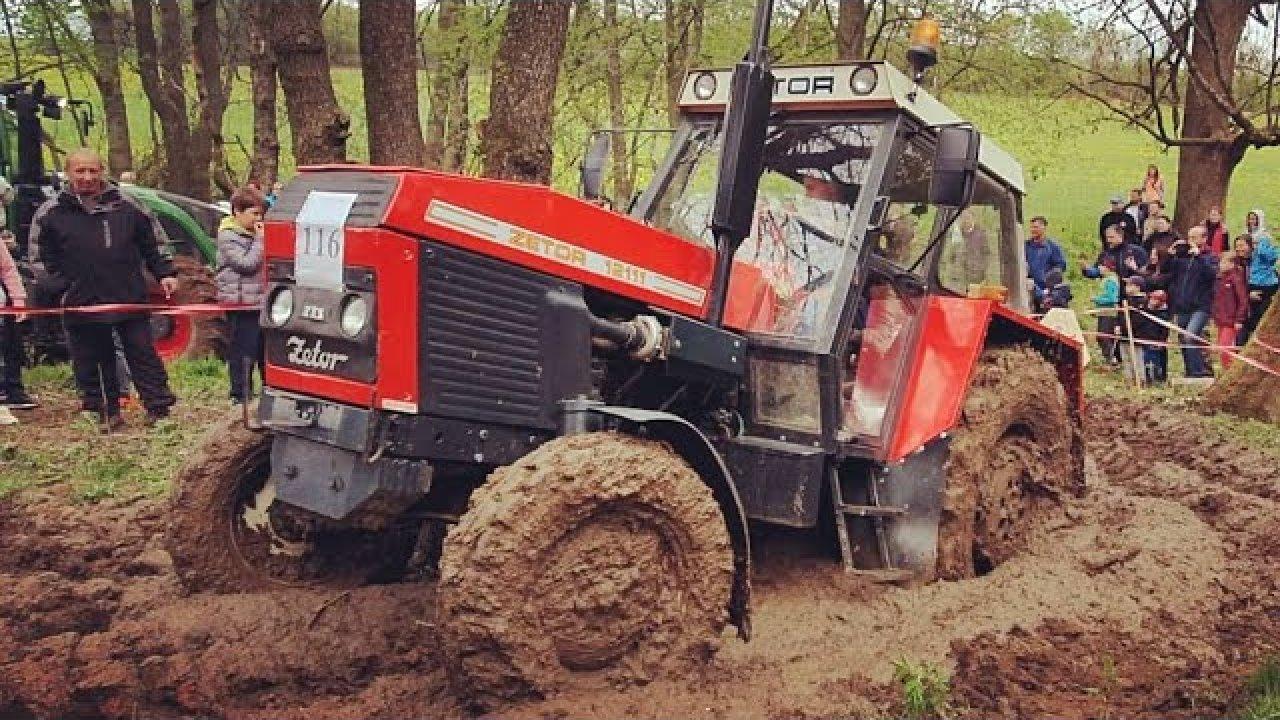 Suur traktorite võidusõit