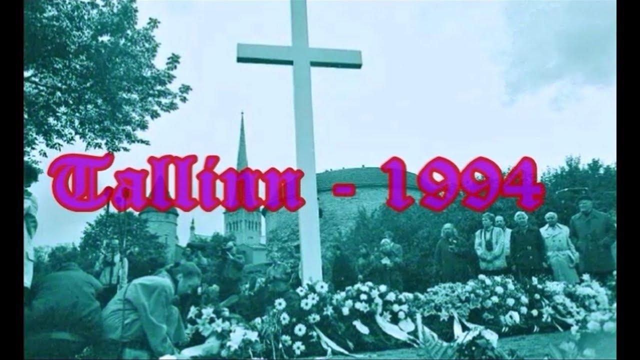 Milline nägi Tallinn välja aastal 1994?