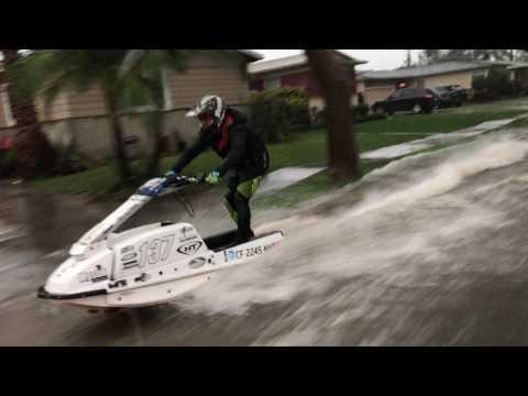 Üleujutused võivad omamoodi lõbusad olla