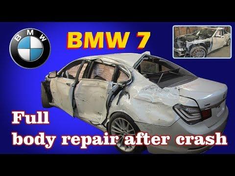 7-seeria BMW uuestisünd