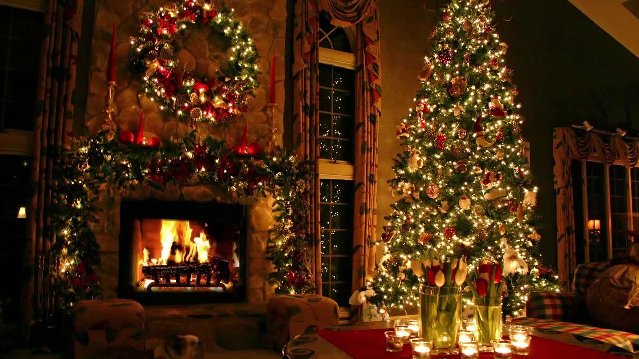 2 tundi jõulumuusikat ilusa taustaga