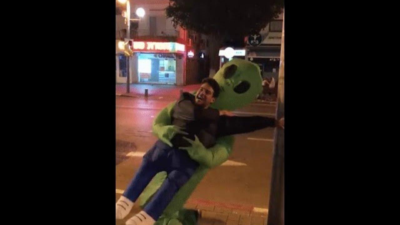 Roheline tulnukas jooksmas