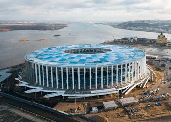 Nižni Novgorod Nižni Novgorodi staadion
